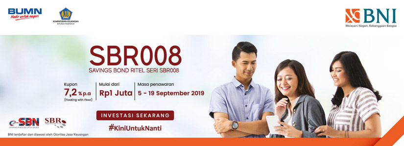 Saving Bond Ritel Seri SBR008