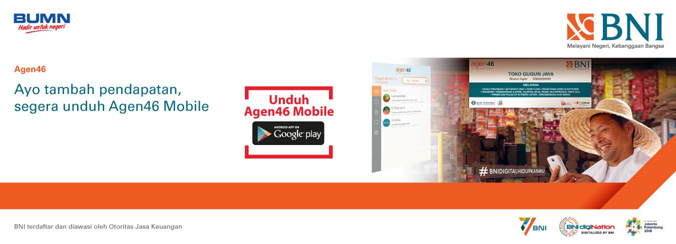 Transaksi Agen46 Semakin Mudah dengan Aplikasi Agen46 Mobile