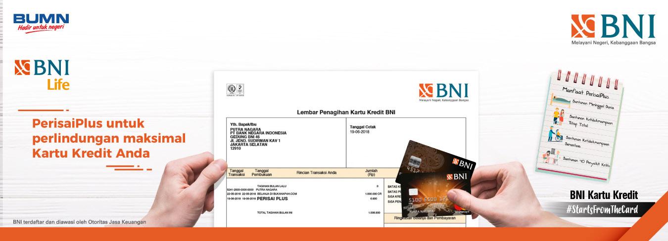 Perisai Plus Untuk Perlindungan Maksimal Kartu Kredit Anda
