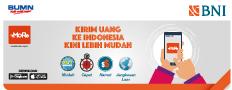 BNI Singapore Mobile Remittance ( BNI MoRe)