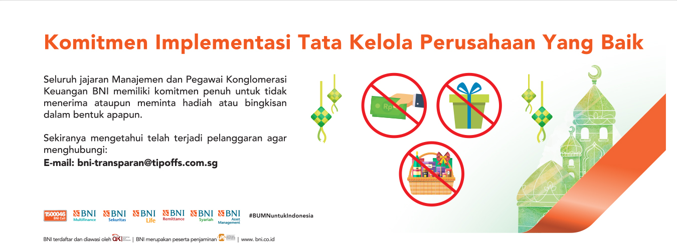 Anti Gratifikasi 2020