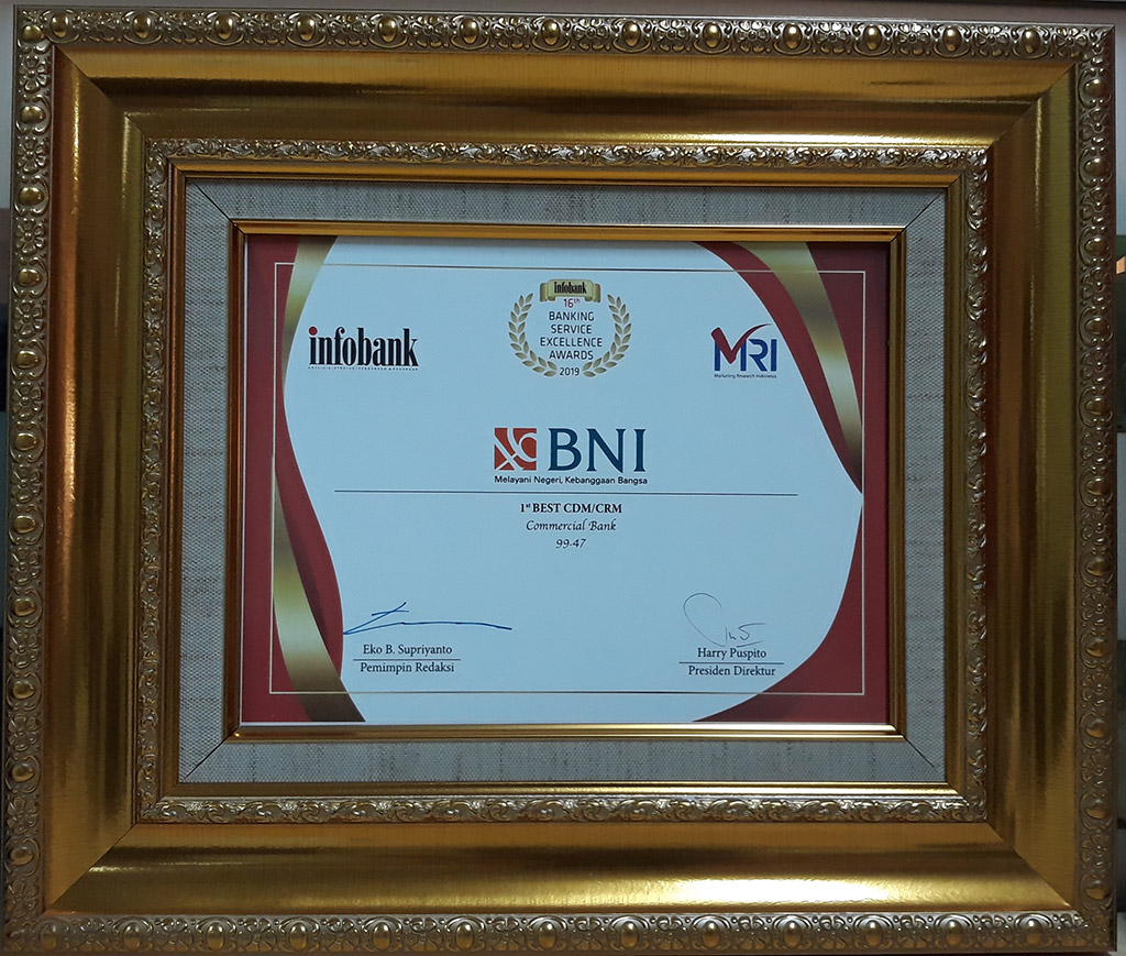 1st Best CDM/CRM Commercial Bank