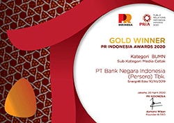 Gold Winner-Media Cetak