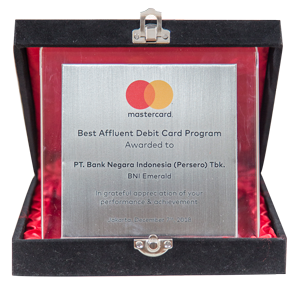 Best Affluent Debit Card Program