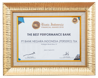 The Best Performance Bank